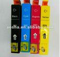 Cartucho de tinta para Epson T0711-714 T0801-T0806 T0731-734 T0891-T0894 T0921-T0924 T0601-T0604