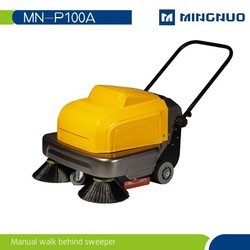 Electric sweeping machine, Floor cleaning equipment, walk behind sweeper