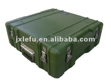 Safety Portable Plastic Multi International Military Shipping Case