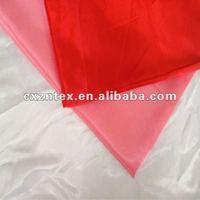 150d satin fabric lining material