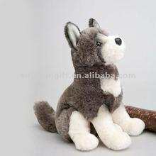 plush soft toy wolf
