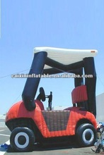 2012 hot sale infaltable replica/ inflatable car
