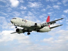 Air shipping agent for cargo from HKG to ATH Greece