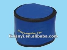 Radiation protective x-ray lead cap