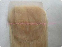 silk top lace closure european virgin human hair
