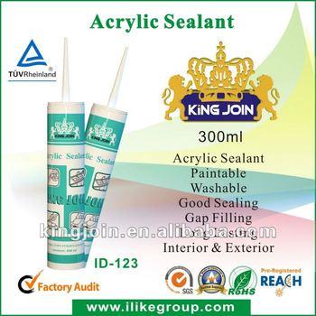 acrylic silicone sealant,waterproof acrylic sealant