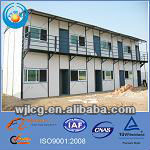 two story assemble prefabricated houses with specialized design ...