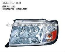 NISSAN P27 head lamp
