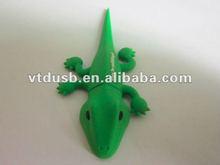 Lizard shape usb flash drive