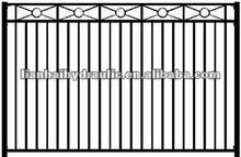 cheap garden border fence
