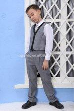 2012 new high fashion boys three pcs suit