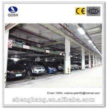 High Quality of Horizontal Circulating Mechanical Parking /Car Lift Outdoor/ Car Parking Stack QDSH-PSH2-3