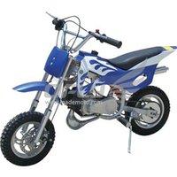 Best selling Gas-Powered 50cc 2 stroke dirt bike