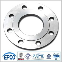 pipe flange dimensions with API certification