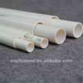 tubos de pvc para los cables y los cables