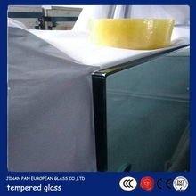 tempered glass cut out/drill hole/ polished