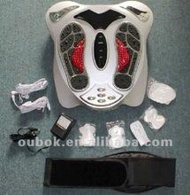 2012 Latest Foot massager, electrode massager pad