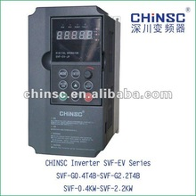 0.4kw 380v pump used ac drive/frequency converter 60hz 50hz