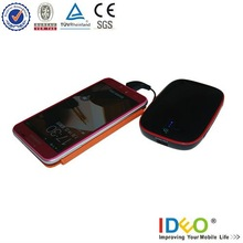 universal mobile cell phone battery charger,Hot sale in 2012!