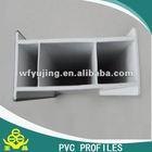 60mm opening door/balcony/window PVC profiles