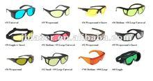 Laser Protective Eyewear NoIR laser safety goggles