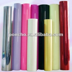 Customized PE/PVC plastic film