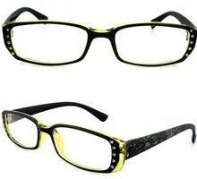 2013 new design cheap printing reading glasses