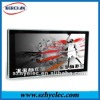 Metal housing 32 inch full hd lcd ad player,support split screen play(SAD3202)