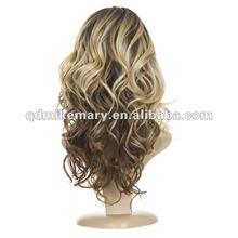 fashion gray 60 glueless full lace wig, India/Chinese/Brazilian/Malaysian/Peruvian remy virgin