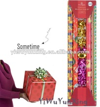 Wedding and Souvenir Printed Wholesale Roll Paper Wrapping Gift Set