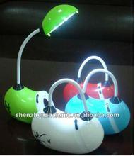 2012 funny desktop Foldable LED bag shape lamp