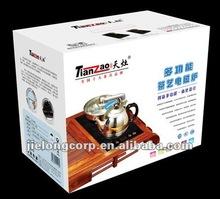 Flat Pack Boiler Packaging Carton