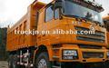marca nuevo chino 6x4 shaanxi camión de volteo