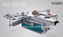 plywood board sliding table saw MJ-90TB