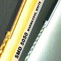 Smd5050 72 leds 17w 18-20lm cor emitting: blue/verde/vermelho/amarelo/advertem branco/branco frio garantia: 2 ano não- impermeável, diodo emissor de luz!