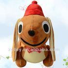 Plush bobo dog toys