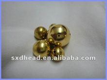 6 8 10 12 14 16mm brass beads