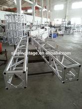 Aluminium square /box truss