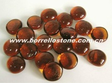 Red Glass Beads For Vases