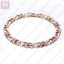 fashion jewelry 2012 ceramic titanium necklace making