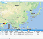 S1000 Mobile Tracking Software for PC/Web-based GPS Tracking Software