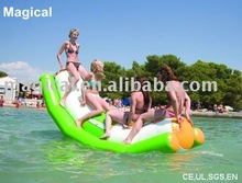 Inflatable water toy/inflatable water totter