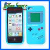 custom silicone cases for iphone 5 gameboy design