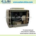 Aiflow 18000m3 / h ventilador de resfriamento evaporativo e sistema