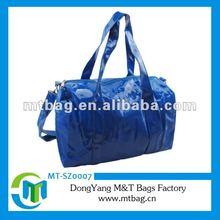 Lady's clutch fashion bag 2012 PVC material