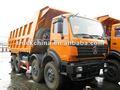 norte benz 50 8x4 toneladas camión de volteo