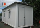 House Container 15FT Prefab Container Home Office CE Certificated Container House 20FT Steel structure modular homes