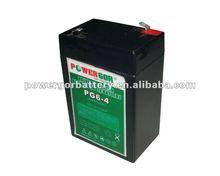 6v 7ah lead acid battery