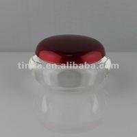 50ml Oval Make Up Packaging Cream Jar
