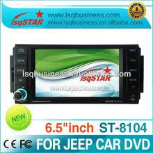 2012 grand cherokee/ Jeep Wrangler/ Liberty/Chrysler Sebring Car DVD Player with GPS Navi, Radio, bt, ipod, canbus, usb sd..